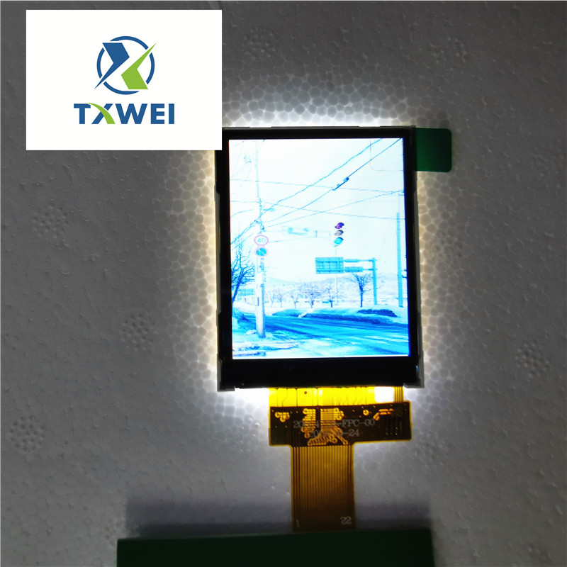 LCD Capacitive Touch