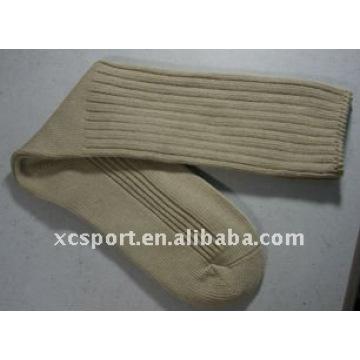 Calcetines largos de lana para hombre