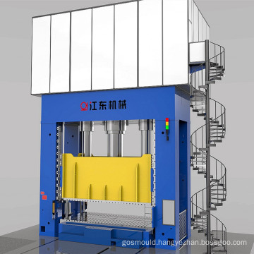 Mould Tryout Hydraulic Press