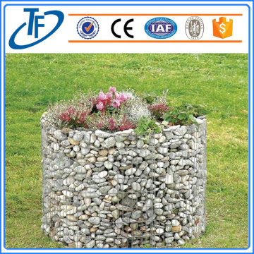 2018 new style HDG gabion baskets
