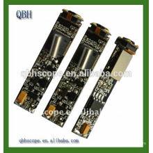 Objectif de caméra de télévision en circuit fermé de 8.5mm, mini microscope visuel, pièces d'appareil-photo de CMOS