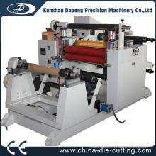 Spécialiste de la fabrication automatique de plastification à chaud et à froid