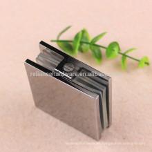 Bisagra estándar de la abrazadera de cristal del montaje de la pared o del piso o del techo con buena calidad