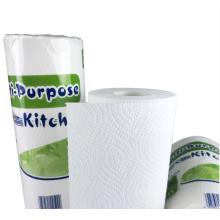 Casa de toalha de papel de cozinha de 2 camadas