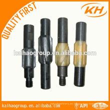 Centralizador de barra de succión API 25mm / centralizador rígido para equipos de campo petrolífero