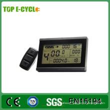 TOP China Manufacturer Electric Bike LCD3 Display