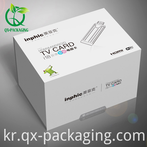 Earphone Packaging Box