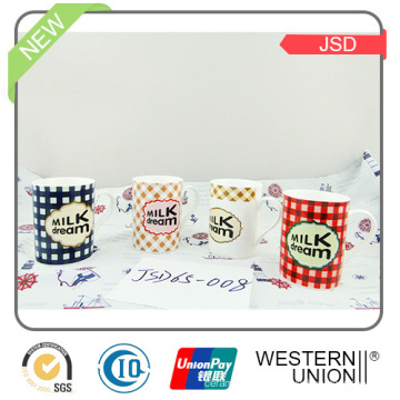 Caneca de café nova do osso China