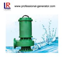 Bomba de água de esgoto submersível de alta pressão 100HP