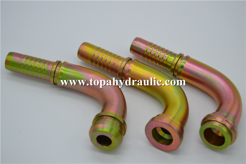 22692 16 12 High Pressure Hydraulic Fitting
