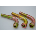 Hydraulic hose repair an fittings parker hose