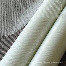 Treillis en fibre de verre 14X14 80G / M2 pour moustiquaire