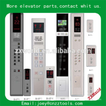 Elevador painel de polícia elevador aterragem painel de operação painel de operação do carro