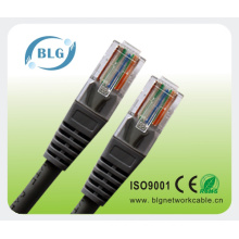 Patch cord cable certified european standard with copper conductor