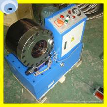 Machine de rabattement hydraulique de tuyau de machine d'étau de tuyau