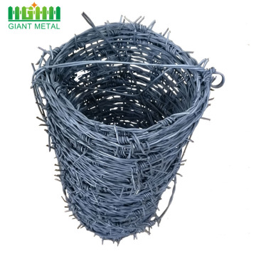 Factory+Galvanized+Steel+Barbed+Wire+Price+Per+Roll