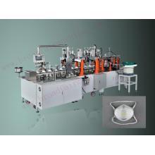 Máquina para hacer cuerpo de mascarilla de copa