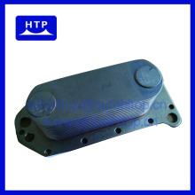 Piezas del motor diesel de calidad superior núcleo del enfriador de aceite para CUMMINS 6ct 3974815