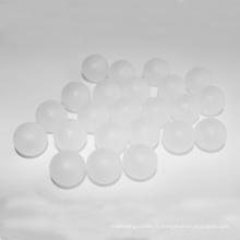 25mm 38mm 50mm 76mm 80mm 100mm Polypropylène creux en plastique Ballon de flottaison