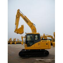Máquina escavadora hidráulica quente da esteira rolante de Sinotruk Hidow 0.53m3 da venda