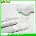 Professional High Brightness LED 18W 1200mm Tube PIR Sensor Light Sensor Lamp