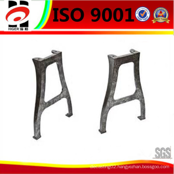A356 Sand Casting Table Leg