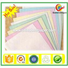 (CB CF CFB) Papier NCR sans carbone