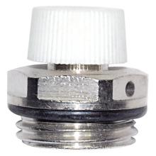 Дренаж клапана-демпфера радиатора радиатора с тефлоновой прокладкой (a. 0162)