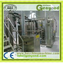 Équipement de lait en poudre d'acier inoxydable