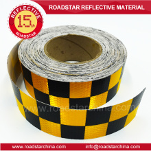 safety clear reflective truck tapes