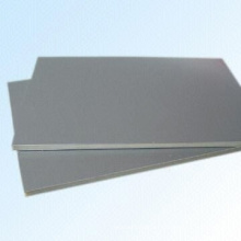 Material de la pared exterior ACP Panel compuesto de aluminio