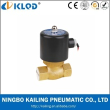 Steam Medium High Pressure Solenoid Valve