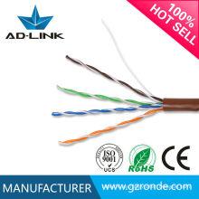 Productos eléctricos de la empresa de fabricación de china cable de red cat5 utp