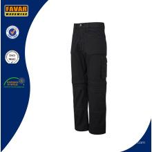 Resistencia Rip-Stop Zip de pantalones de pierna