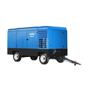 Atlas Copco Liutech Hochdruck Tragbarer Diesel Luftverdichter