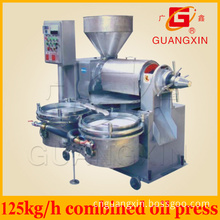 Combine Peanut Oil Machine with Oil Filter