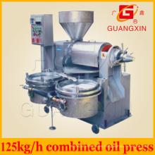 Las mejores ventas en 2015 Mini prensa de aceite frío con filtro de aceite Yzyx90wz
