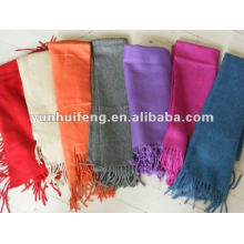 bufanda / chal de tela de cachemira
