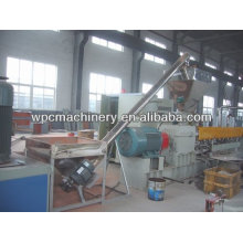 WPC Parrallel Pelletizing Machine/ Wood Granule Making Machine