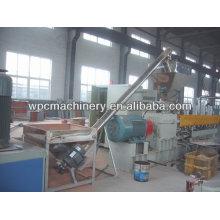 WPC Parrallel Pelletizing Machine / Wood Granule Making Machine