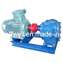 LQB Asphalt Thermal Insulation Gear Pump