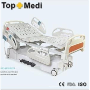 Cama de hospital de la función 7 de Topmedi a la venta
