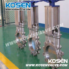 Stainless Steel Lug Wafer Knife Gate Valves (PZ73)