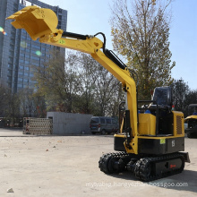 Mini Digger Crawler Excavator New Used Excavator 1 Ton Excavator For Sale FWJ-900-15