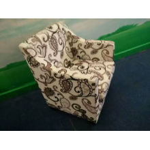 Flower Fabric Chair for Living Room Furniture (FY02)