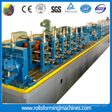 Straight seam high frequency ERW pipe tube mill