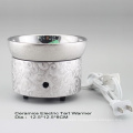 15CE23903 Silver Plated Electric Warmer