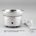 15CE23903 Aquecedor elétrico banhado a prata