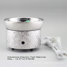 15CE23903 Chauffe-eau plaqué argent