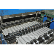 Colour Coated Steel Roof and Wall Panel Making Machine